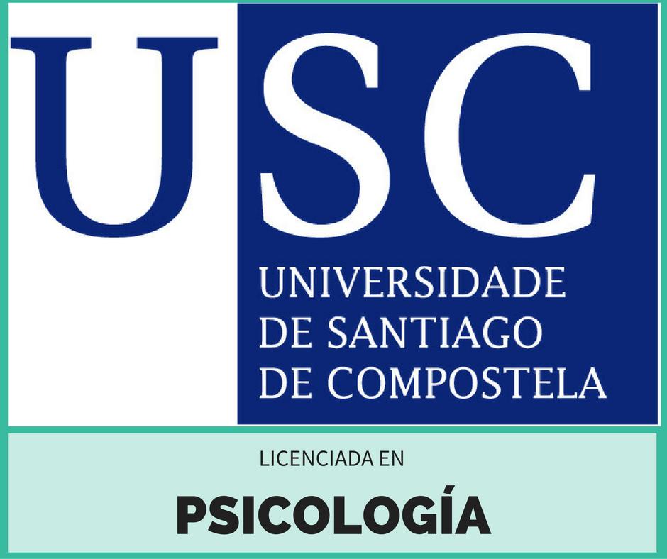 Licenciada en Psicología por la USC